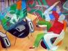 game war201170/100cmAcryl/Kartongame war201170/100cmAcryl/Karton