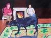 Hot Dog2011100/70 cmAcryl/Karton