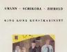 Arbeit im Zwischenraum der Medien und Techniken (II) 1995